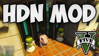 GTA V PC Mods - HDN MOD!!! GTA 5 How To Install HDN Mod (DOWNLOAD + TUTORIAL)