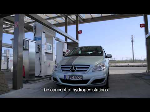 What about hydrogen-powered mobility ?