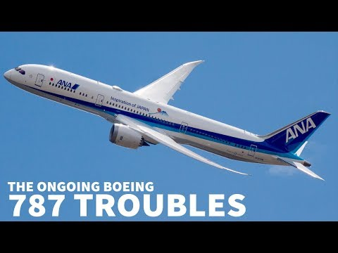 Trent 1000 Engine Issues Continue on 787