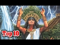 Top 10 Gods and Goddesses of Mayan Mythology