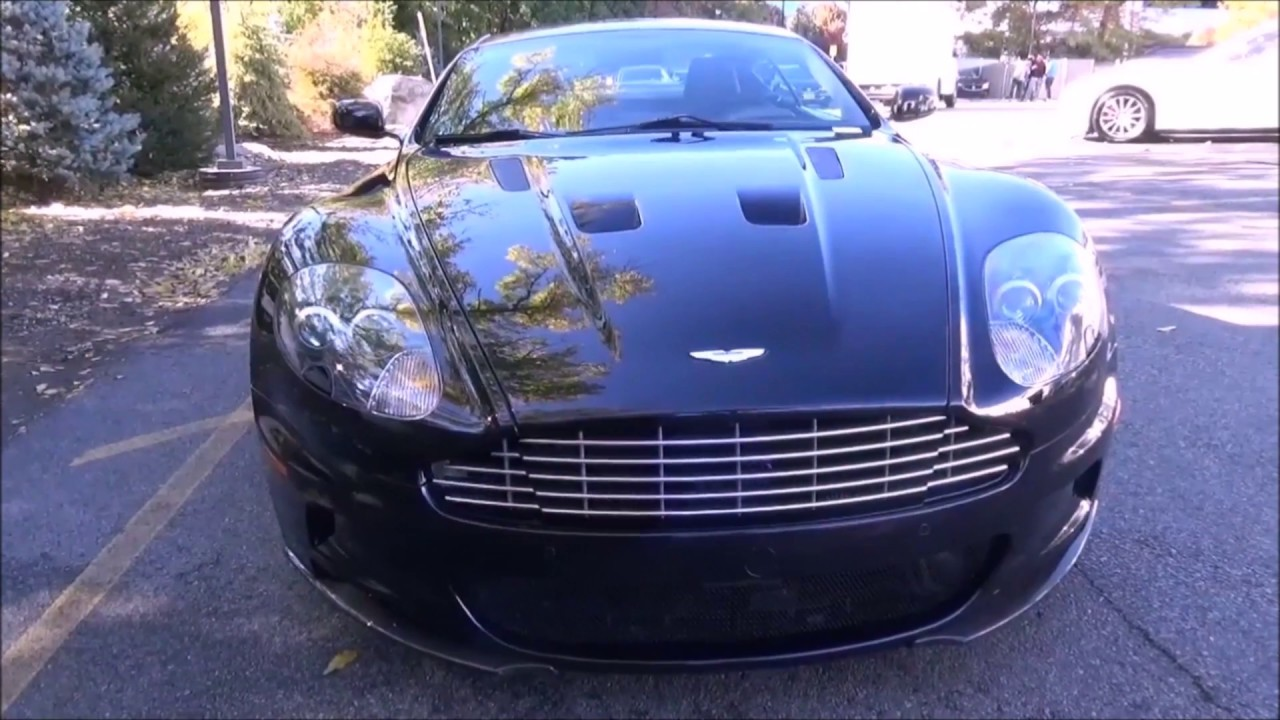 2009 Aston Martin Dbs Review Youtube