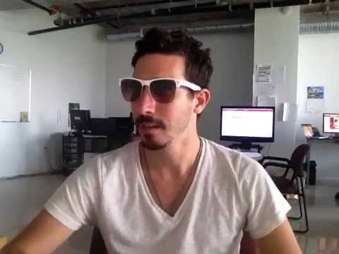 4c44460bae9 Ray-Ban RB4175 Oversized Clubmaster Sunglasses Review - YouTube