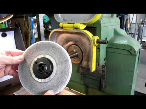 Toolmaking Mounting a Magnetic Chuck Part 2