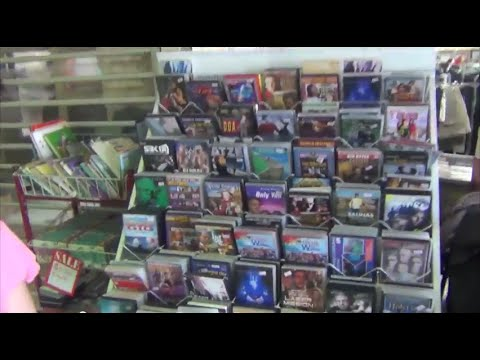 Video Game Hunting : Thrifting With Friends in the Unemployment Capital of Australia, part 1