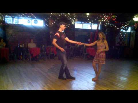 The Sugar Push:  Week 1 Int. Lindy Hop in August