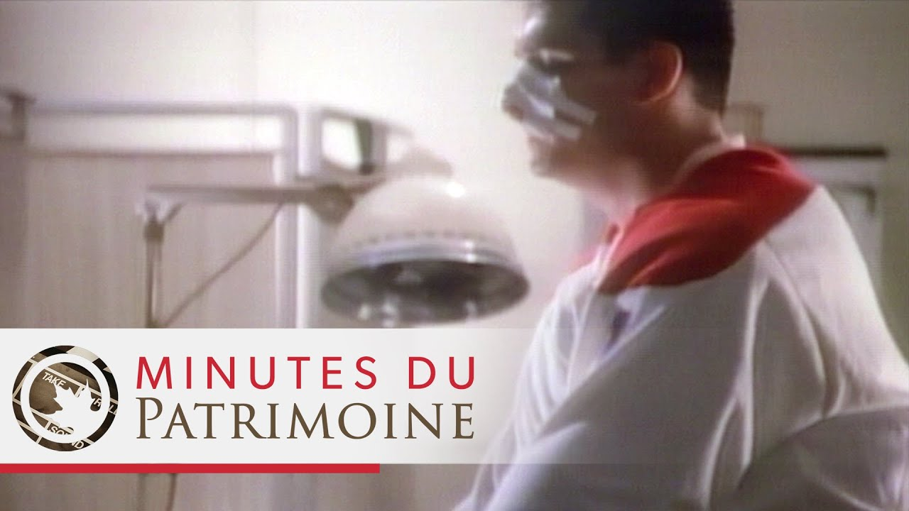 Minutes du patrimoine : Jacques Plante