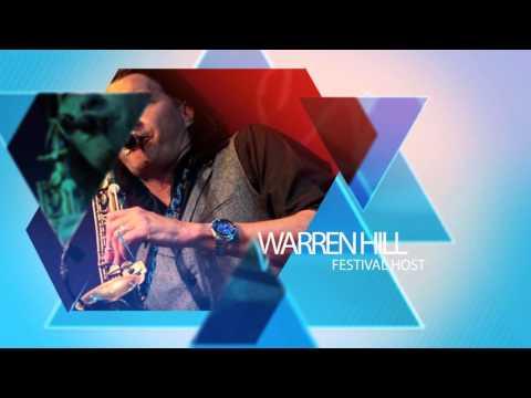 Warren Hill's Cancun Jazz Festival Artist Lineup