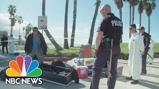 The Humanitarian Crisis In Plain Sight On The Streets Of L.A. | NBC News thumbnail