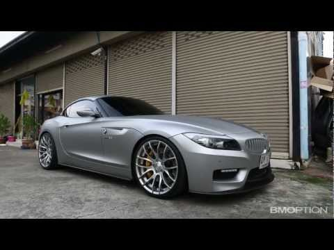 Bmw Z4 Sdrive 35is Brutal Acceleration Full Revs Sound And Top Speed Hd Funnydog Tv