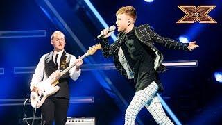 Battle Wait of the World gegen Scheer   Liveshow 2   X Factor Deutschland 2018
