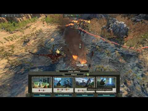 Zagrajmy w Total War: Warhammer 2 (Jaszczuroludzie - Mega Kampania) part 10