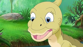 The Land Before Time | The Great Log Running Game | Full Episode | Kids Cartoon | Videos For Kids