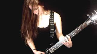 Ensiferum Twilight Tavern Guitar Cover By Iss