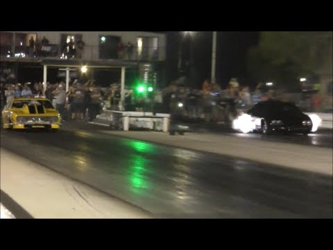 Kye Kelley Shocker vs BumbleBee in a tight race at the Dirty South No Prep