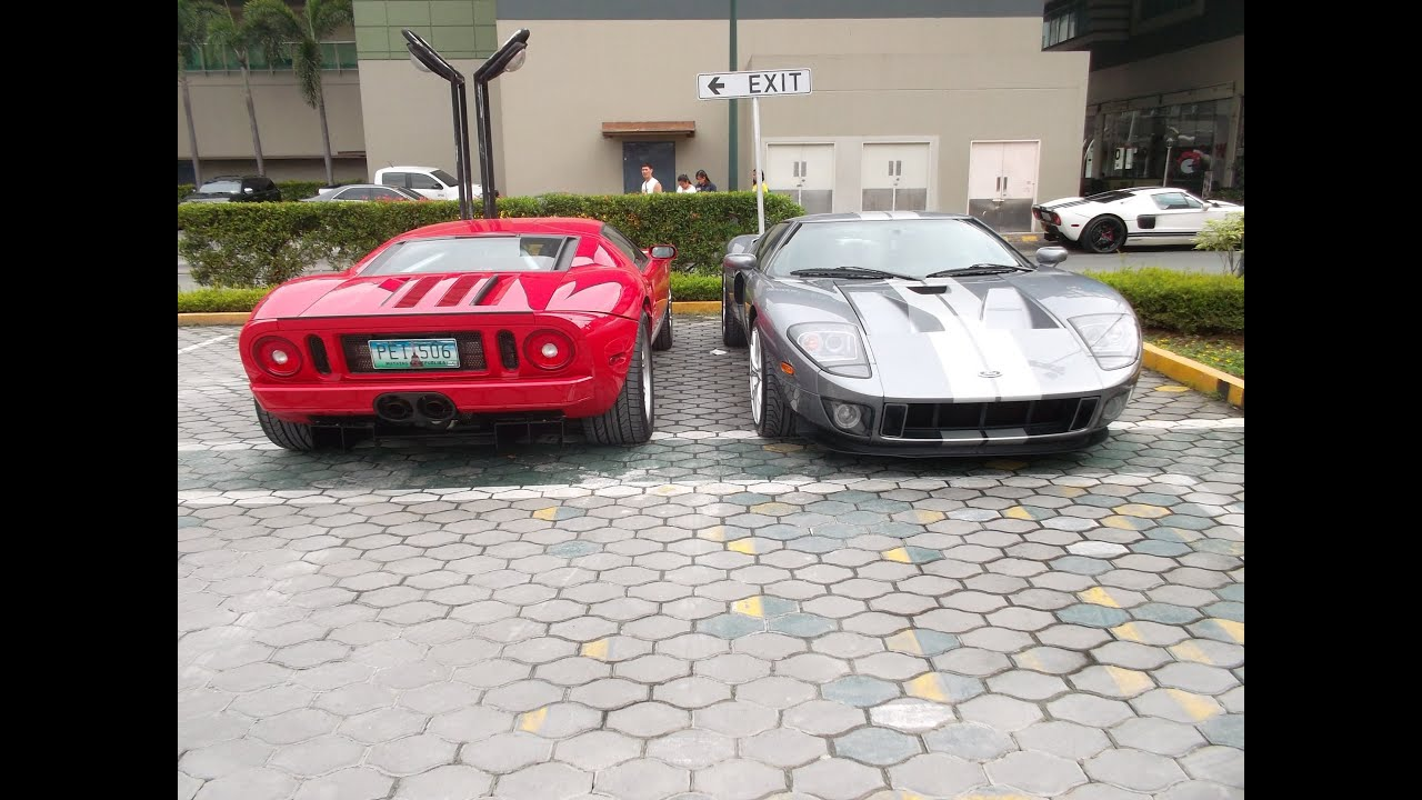 Ford Gt And Clk Dtm Cabriolet Amg Sound Philippines