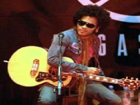 Lenny Kravitz RARE Believe in Me acoustic  with a surprise