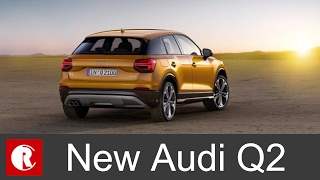 New Audi Q2 smallest crossover will be launched in India in 2017