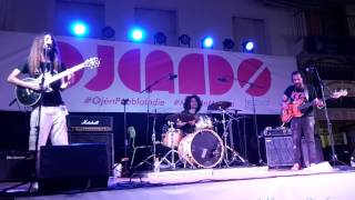 Las Ventanas - Ojeando Festival 2015