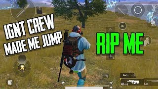 RIP ME AND RIP MY JUMP ! GAMEPLAY WITH IGNITE CREW