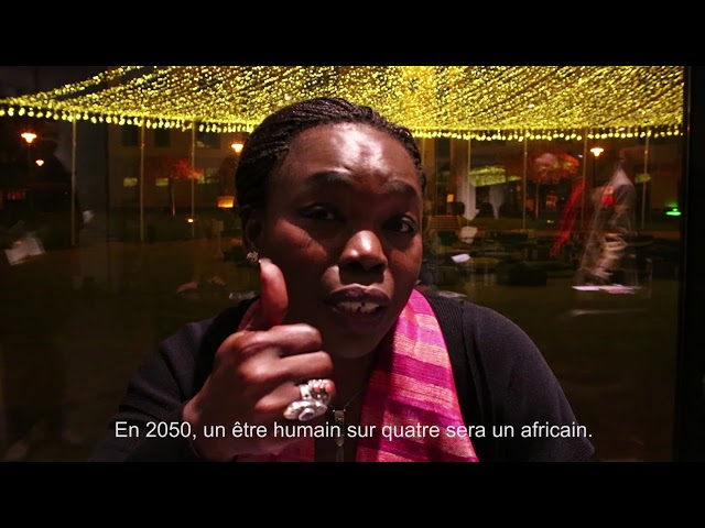 Appel de Fatou Diome à la manif du 13/12/17 à BXL #justicemigratoire