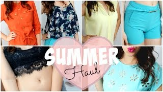 FASHION Summer Haul ❋ Dressgal, Piazza Italia & more