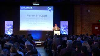 Opening address // Alister McGrath // Unbelievable? Conference 2013