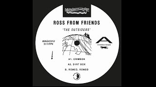Gambar cover Ross from Friends - The Outsiders (Full Album)