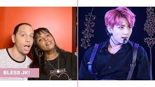 Video BTS JUNGKOOK FOCUS MIC DROP LOTTE FANCAM REACTION (BTS REACTION) download MP3, 3GP, MP4, WEBM, AVI, FLV Juli 2018