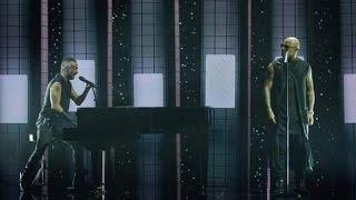 Mario Domm - Nos va a Matar (feat. Wisin) [Live La Banda]
