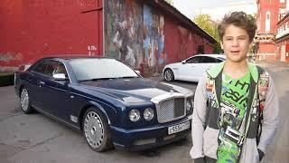 Bentley Brooklands — всего 500 штук в мире!  Автомобиль класса люкс уникальная серия!