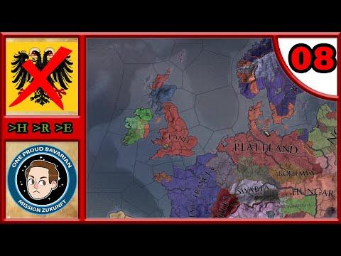 The End Of Germany #8 - CK2: Iron Century - Local Platt Man Defeats