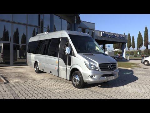 Il Minibus Turistico CMS - Mercedes-Benz Sprinter 519