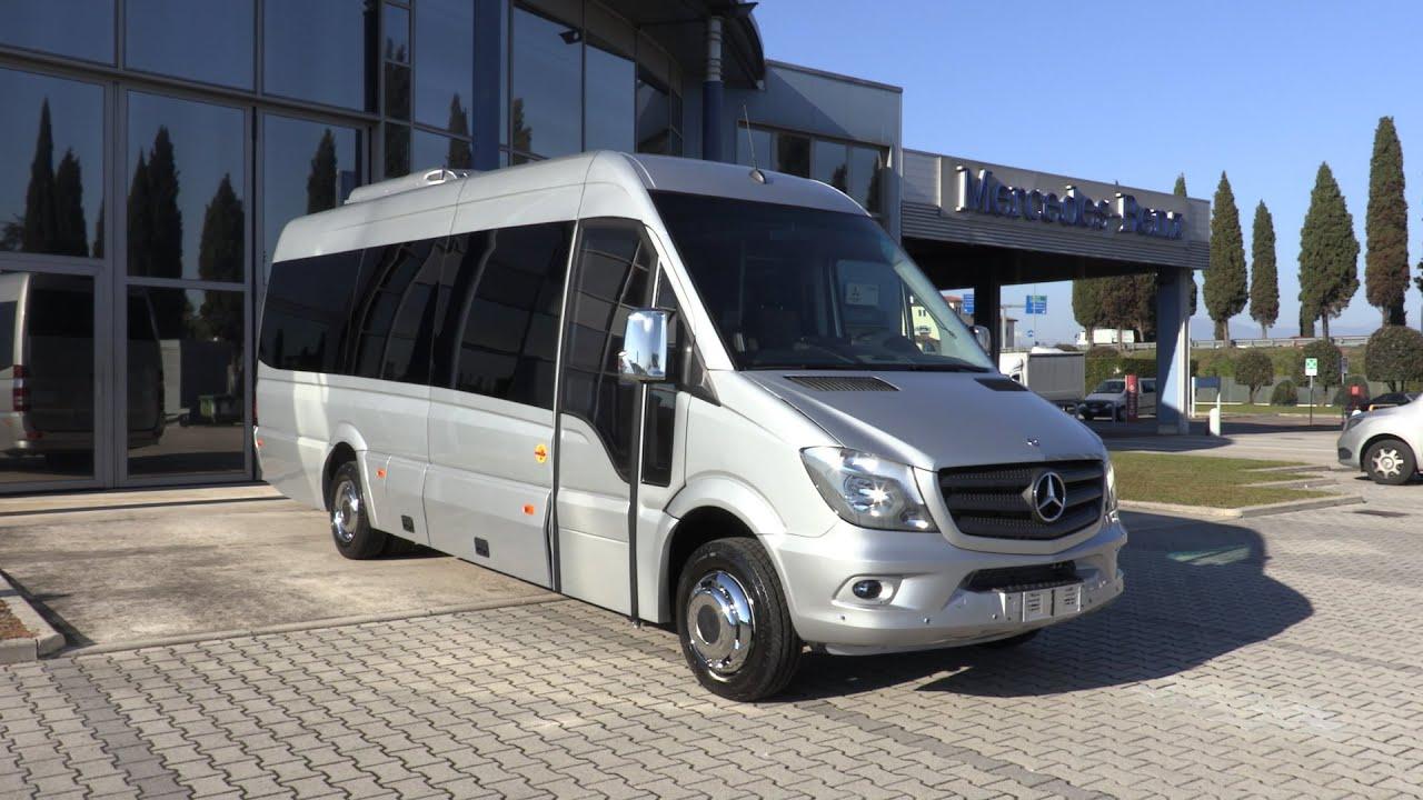 Il minibus turistico cms mercedes benz sprinter 519 for Mercedes benz minibuses