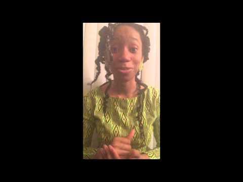 NSNA National Student Nurse Day - Zioness Ike Egbuony