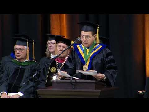 University of Iowa CLAS Commencement - December 16, 2017 on YouTube