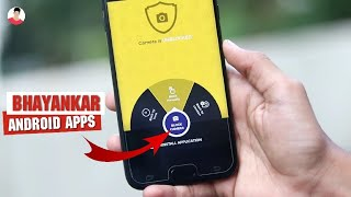 Top 5 Latest UNIQUE Android Apps   Best 5 Android APPS 2018