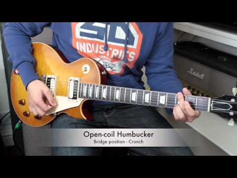 BKP Tutorial: Covered vs. Uncovered humbuckers