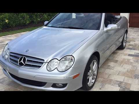 2006 Mercedes Benz CLK350 Convertible Review and Test Drive by Bill - Auto Europa Naples