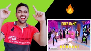 Ayu ting ting goks band | beraksi kotak band | ayu ting ting song  reaction | funny wendy