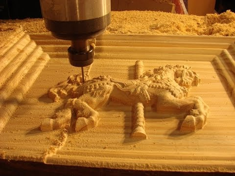 45 CNC router making over $150,000 per year Pacific Tooling