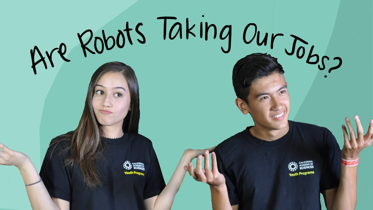 Will Robots Replace Us at Work? | Lesson Plans | KQED Education