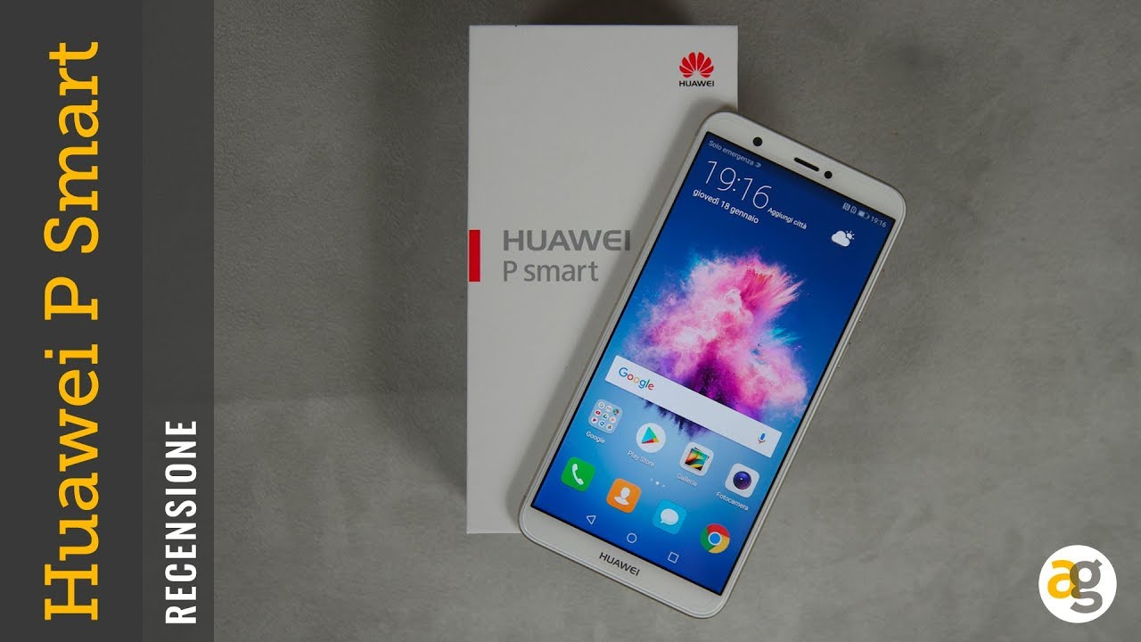 Recensione Huawei P Smart Youtube