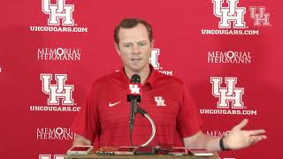 Major Applewhite Weekly Press Conference (10.22.18)