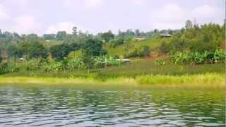 Lake Kivu - Bukavu to Goma