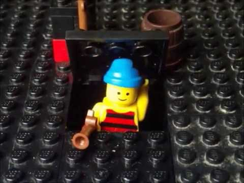 Lego Pirate Sea Battle