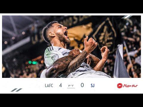 Highlights | LAFC vs San Jose Earthquakes
