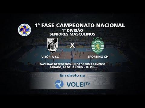 Vitória SC x Sporting CP - 20ª Jornada