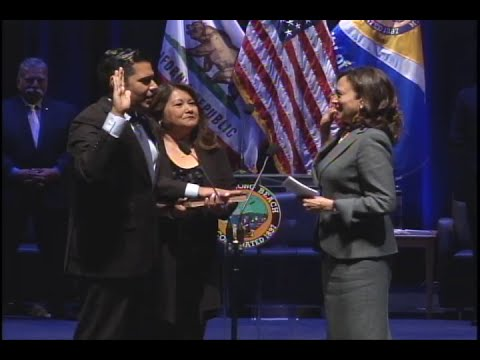 Long Beach City Council/Elected Officials Swearing-In Ceremonies