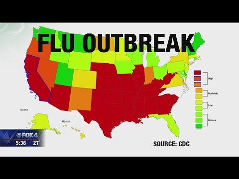 Flu outbreak could worsen as classes resume