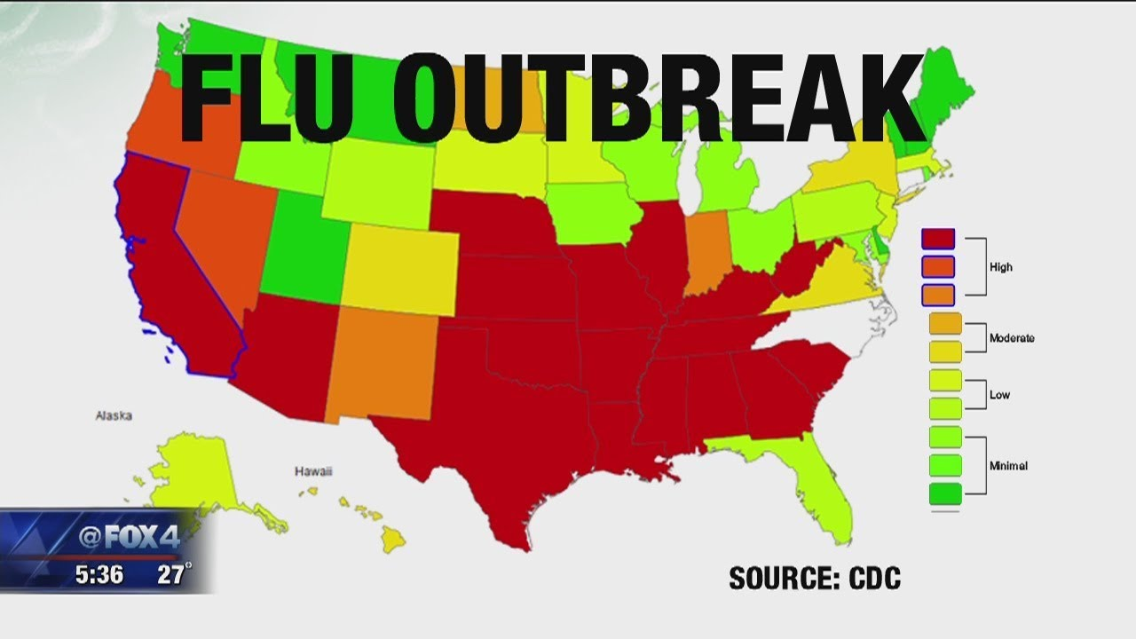 Flu Outbreak Could Worsen As Classes Resume YouTube